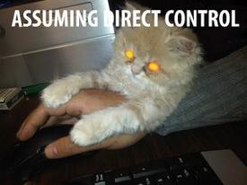 assuming direct control 01