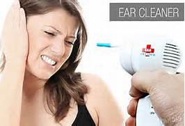 ear cleaner grimace