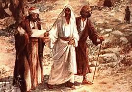 emmaus road jesus