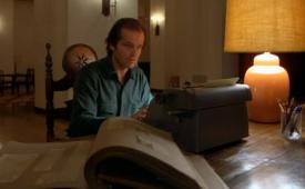 Jack Torrance typewriter