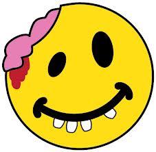 zombie smiley