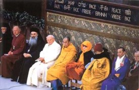 Assisi John Paul II religious leaders