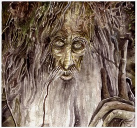 cautionary treebeard ent