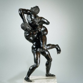 antaeus lifted by hercules