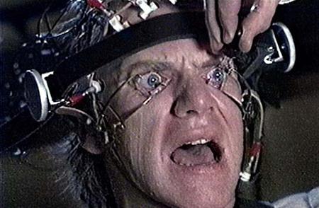 Clockwork Orange - brainwashing