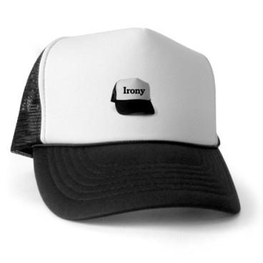 ironic hat