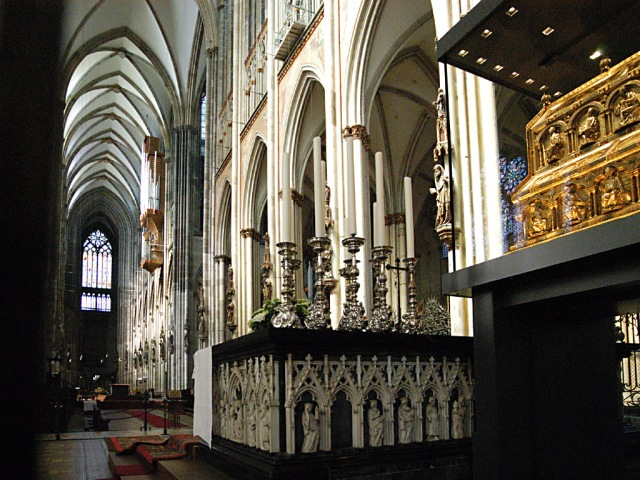 Kölner Dom Drei Königen
