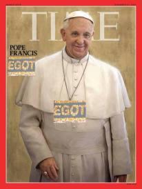 Pope Francis EGOT