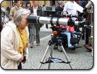 wrong-end-telescope