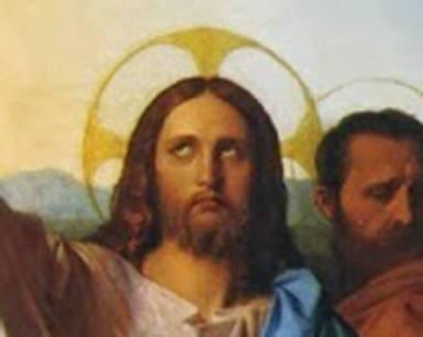 Jesus good grief face