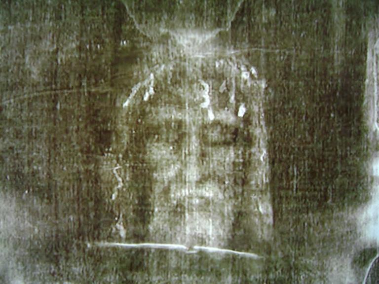 Jesus Shroud face