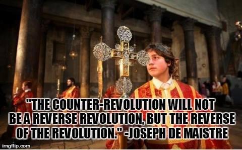 Join the Revolution liturgy