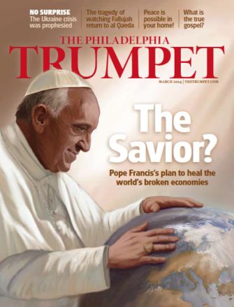 Pope Francis - Philadelphia Trumpet cover