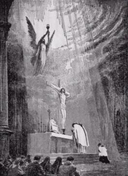 Angel Offer Mass