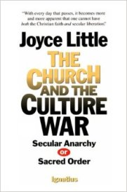 Joyce Little - The Church and the Culture War