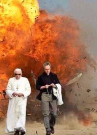 Benedict Gaenswein explosion