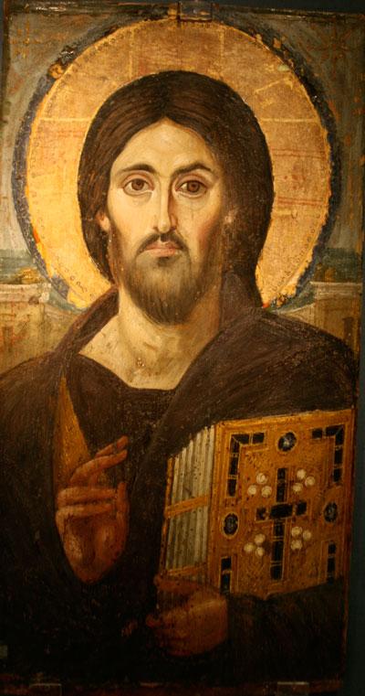 Jesus-Prayer-sinai-christ-pantokrator