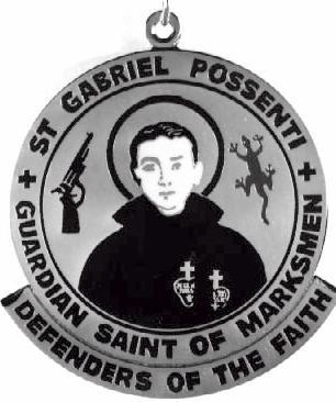 gabriel possenti gun saint