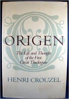 origen crouzel cover